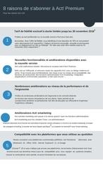 Fichier PDF 8 raisons de s abonner a act premium