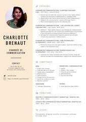 cv charlotte brenaut hd