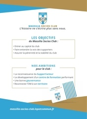 flyer massilia sc