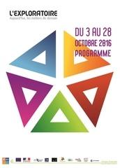 programme oct 2016