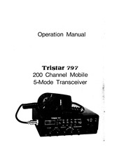 tristar797 usermanual