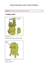 Fichier PDF vidange remplissage purge circuit de freinage