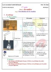cours1 constitution de la matiere eleve