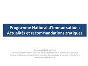 vaccinations forsk 2016 pr barkat