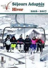 brochure sejours hiver 2016
