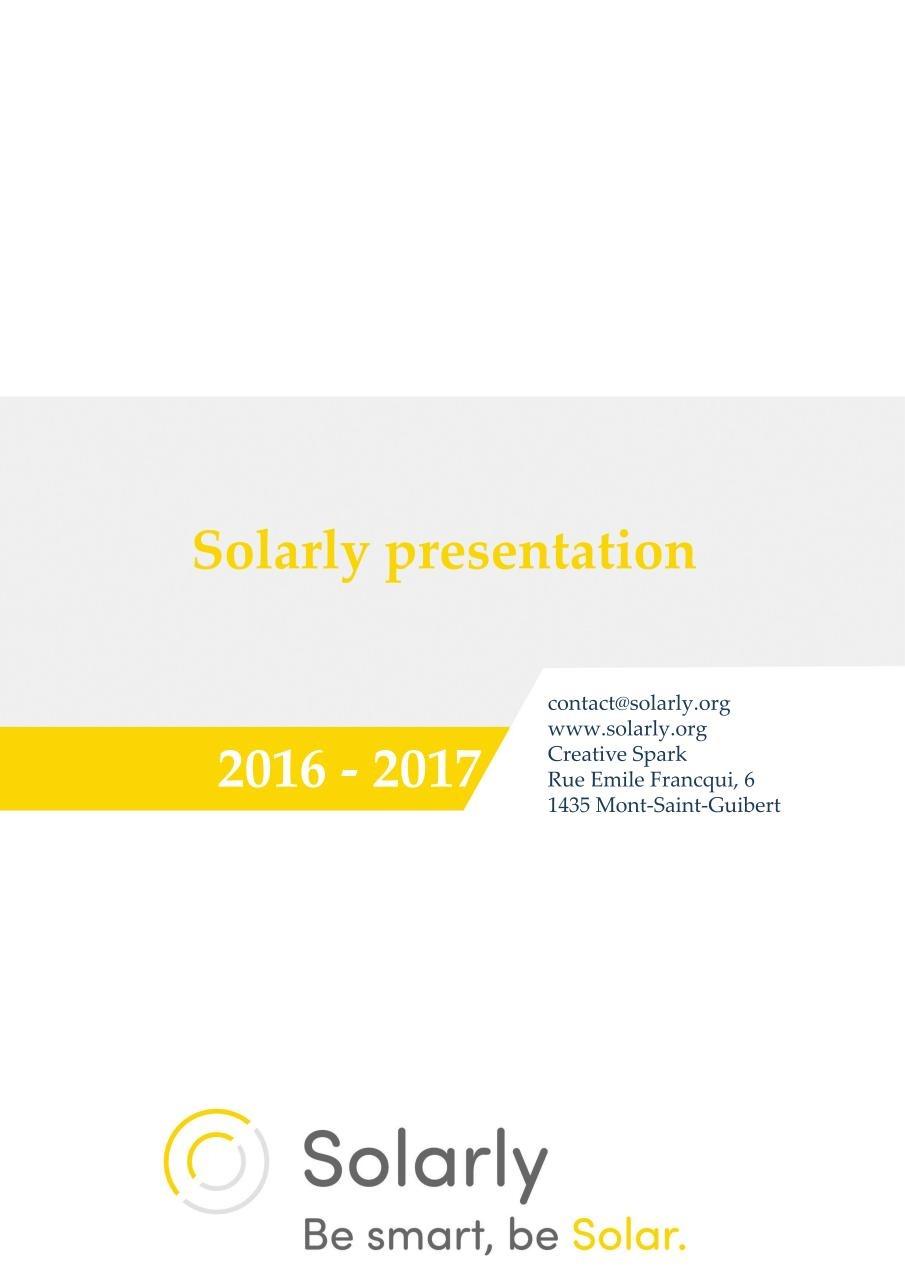Brochure Solarly Anglais L 1 Fichier Pdf