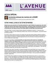 Fichier PDF article spEcial vitrine