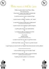 menu a 56