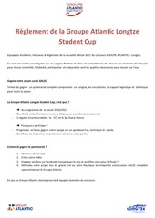 re glement concours galsc