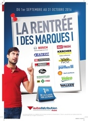 rentree des marques audistribution