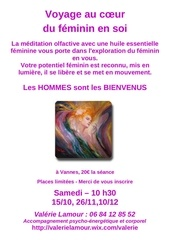 meditation olfactive au coeur du feminin en soi
