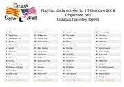 playlist 15 octobre 2016 catalan country spirit