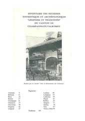 canton de champagne patrimoine