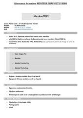 Fichier PDF nicolastrifi cv monteur graphiste video pdf