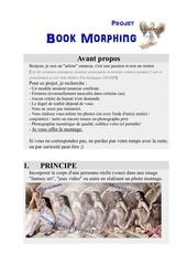pdf explicatif book morphing