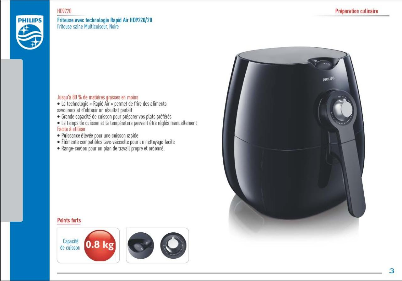 Catalogue Petit éléctroménager - Philips 2016.pdf - page 4/27
