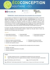 Fichier PDF formation eco conception