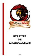 Fichier PDF statuts depuis 09 2014
