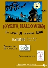 invitation halloween 2016 a4
