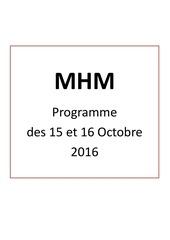 memory honda moreau programme 2016 1