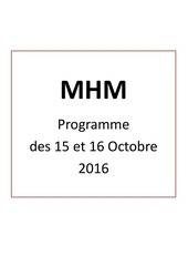 memory honda moreau programme 2016