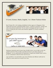 Fichier PDF home tuition in singapore