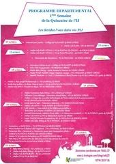 Fichier PDF programme dep 1ere semaine
