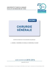 Fichier PDF poly dcem2 chirurgie 2016 1 by med tmss