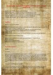recette hishigi