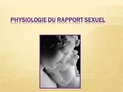 physiologie du rapport sexuel 2
