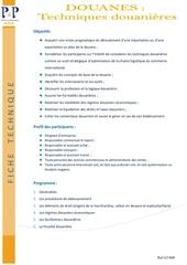 Fichier PDF 14 techniques douanieres