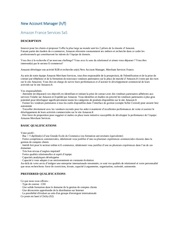 Fichier PDF new account manager