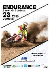 programme officiel endurance 2016