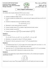 Fichier PDF serie 1