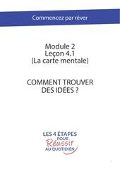 4erq mod 02 lec 04 1 la carte mentale