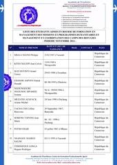 Fichier PDF liste des candidats retenus pour la bourse internet
