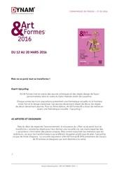 Fichier PDF 2016 communiquepresse salonart formes