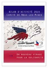 bilan activites 2015 noeux