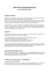 Fichier PDF dossier mbw caviste