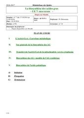 18 10 16 8h 9h biosynthese des ag brousseau