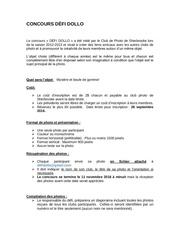 Fichier PDF reglement du concours defi dollo v4