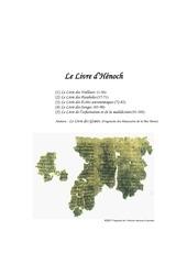 Fichier PDF henoch