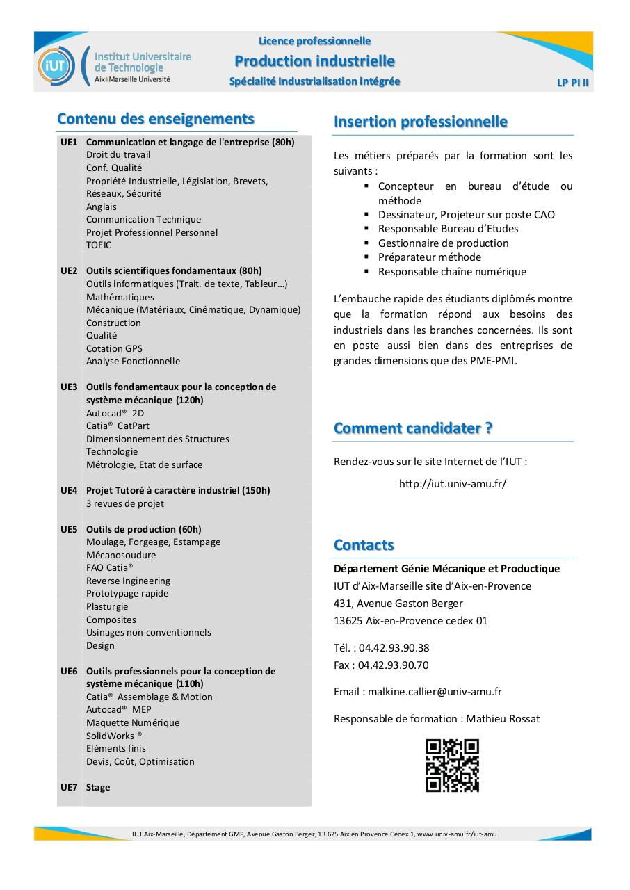 Licence Professionnelle Production industrielle v2016.pdf - page 2/2