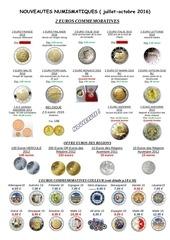 liste euros de collection