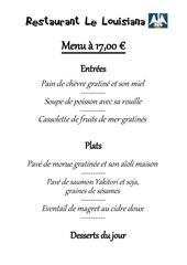 menu damien