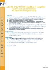 04 loi de finance 2016