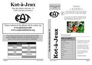Fichier PDF brochure kajino 2016