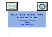 Fichier PDF structures et proprietes des acides nucleiques