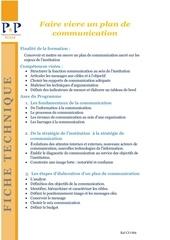 Fichier PDF 5 faire vivre un plan de communication