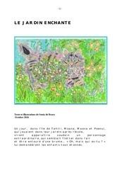Fichier PDF le jardin enchante
